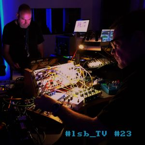 #lsb_TV #23 daniel katzenstab / adsx / dr walker jamsession broadcasted on alex berlin short version