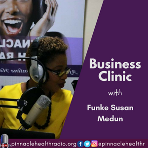 Business Clinic with Funke Susan Medun