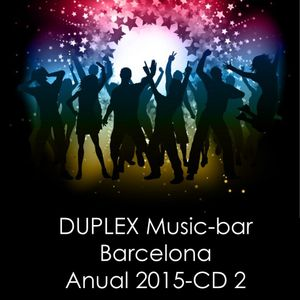 Dj IXMATRIX, DUPLEX Music-bar, Barcelona, Anual 2015-CD-2