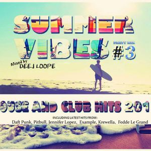 Summer Vibes Vol.3 Mixed by Deej Loope (1st July 2013)