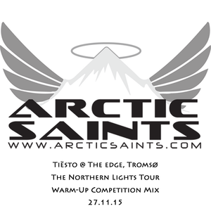 Warmup Competition Mix (Tiësto - The Northern Lights Tour - Tromsø)