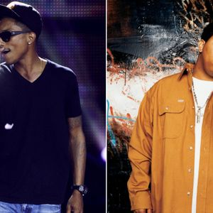 Pharrell Williams + Mannie Fresh