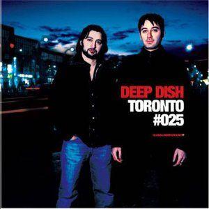 Global Underground 025 - Toronto. Deep Dish cd1 (2003)