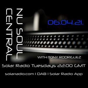 06.04.21 - NU SOUL CENTRAL - Solar Radio