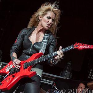 Lita Ford on The Women of Metal Radio Show 11/28/2013