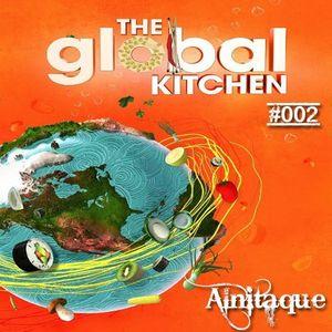 Alnitaque - The Global Kitchen #002 @ 7Sense Guest Mix