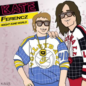 Episode 40 - Kate Ferencz (Gather The Power)