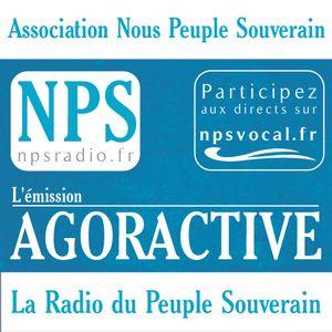 NPS Radio -  AGORACTIVE #1 avec le collectif S.V.D, le 28.10.2016