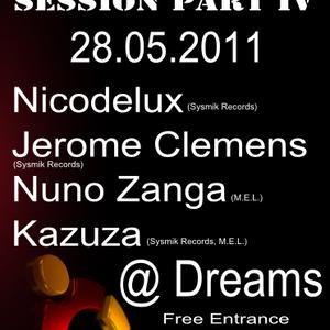 Nicodelux live @ Dreams - 28.05.2011