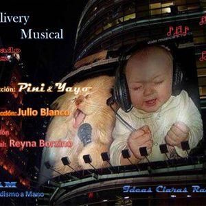 Delívery Musical de PAM&IdeasClaras Sábado 28 de junio de 2014