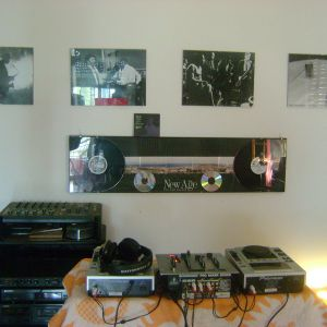 DJ SET AT HOME PARTE UNO SEPTEMBER 2012