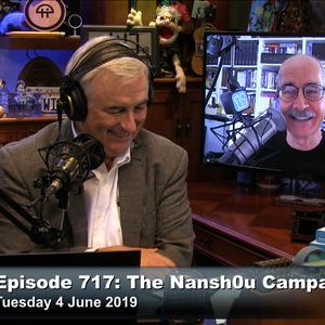 SN 717: The Nansh0u Campaign