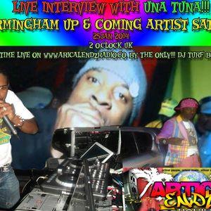 DJ TURF BOSS SUCCESS SOUND 24/01/2014 LIVE SHOW ON ARTICAL ENDZ