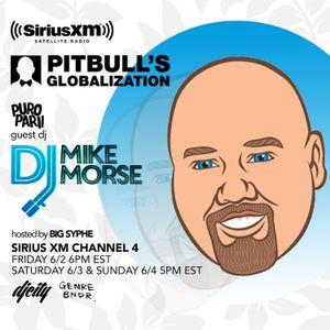 Pitbull's SiriusXM Globalization Mix by DJ Mike Morse