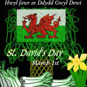 Hong Kong Beat presents pop music from Welsh artists to mark St. David's Day