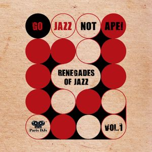 Go Jazz Not Ape! Vol.1