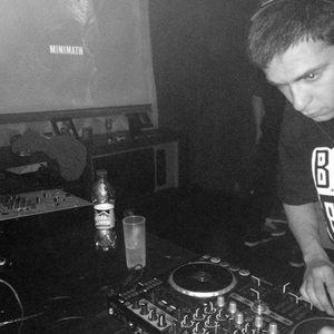 Minimath - Mix Live Set 23.3 F-Bar Brain Damage B-Day