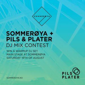SOMMERØYA / PILS & PLATER MIX CONTEST – DJ Granbar