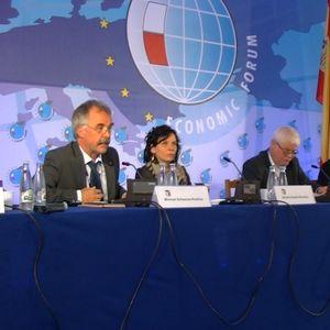 """Panel dyskusyjny """"Kultura jako stymulator kreatywności i innowacyjności w regionie"""""""