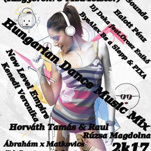 ★Hungarian Dance Music Mix★2k17(Kisgyerek78-MixMeister)