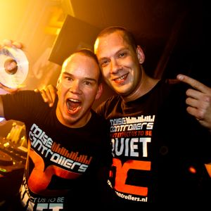 Noisecontrollers @ Shock (Italy) Mixed By Mad II