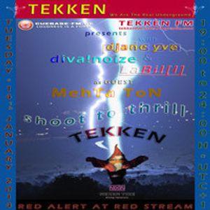 MehTa ToN: TEKKEN@CUEBASE-FM.DE - Shoot To Thrill (14. Jan. 2014)