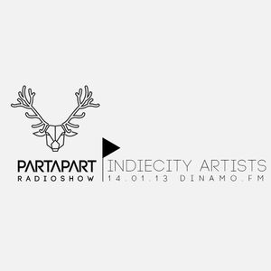 Partapart Radioshow 001 - IndieCity Artists