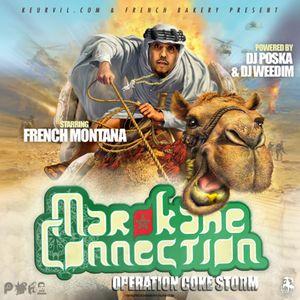 MaroKaneConnection #OperationCokeStorm By @DJWEEDIM & @DJPOSKA staring @FrencHMontanA