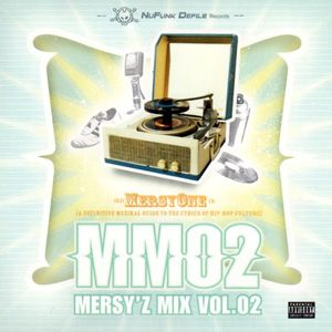 "Dj MersyOne - ""MM02"" (Mersy'z Mix Vol.02) Part 2 of 2"