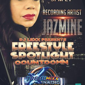 Dj Lexx Presents Freestyle Spotlight Countdown  ep 12  7-15-18