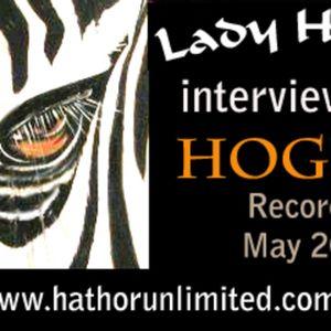 Lady Hathor Interviews Hogjaw!