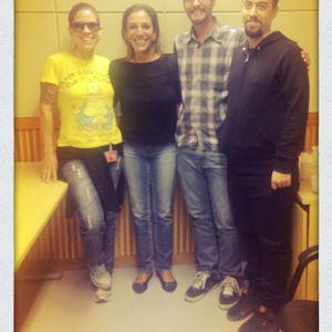 Painel Cultural - Vivi Seixas e Kriptus Gomes (Born to Be) - 30/04/2014