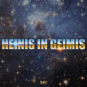 Heinis In Geimis 17.8.2014 (Vieraana Hurtta/Ville Vallaton)