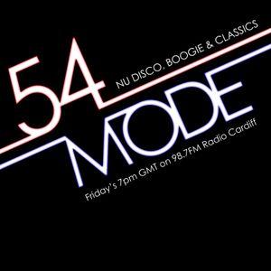 54 Mode Radio Show: Friday 4th November