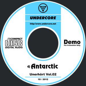 DJ Antarctic - Unerhört (Vol.02)