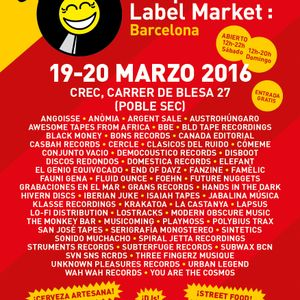 Alfonso @ Independent Label Market - Day 2