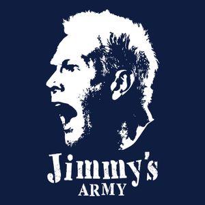 Jimmy's Army Podcast - Season 2, Episode 2 (feat. Michael Thomas, Dave Radar, Marshall Stockdell)