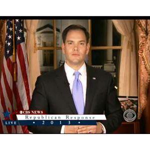 Hair on Fire News Talk Radio/Marco Rubio Response SOTU