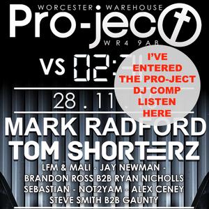 Pro-ject DJ Competition - K Francis
