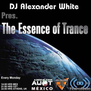 DJ Alexander White Pres. The Essence Of Trance Vol # 117