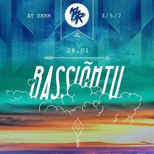 BASSIÕHTU Promo Mixtape by KÄÄRKÄSI [January 2013]