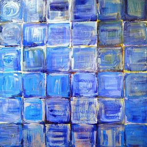 Feeling blue, yet melodic