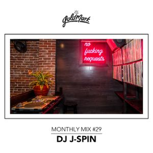 DJ J-Spin - The Goldmark Monthly Mix #29
