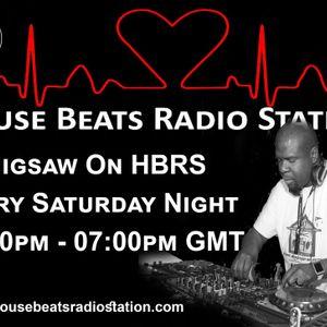 HBRS 081316 DJ JIGSAW'S MIX