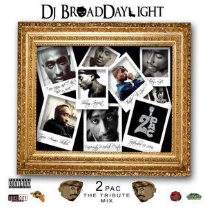 Dj Broaddaylight 2pac Tribute Mix
