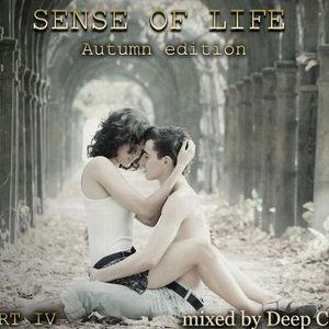 Deep Cult - Sense of Life IV (Autumn Edition) [Oct 2011]
