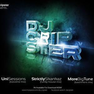 Dj Cripster - uNi SeSsIoNz Volume 03 (Bassline Mix) - 2009