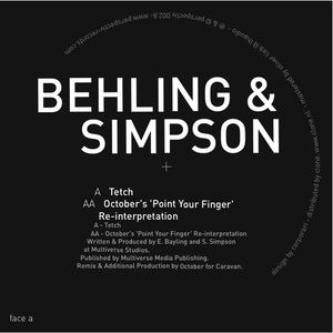 Behling & Simpson - Spring 2010 Mix