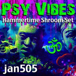 Hammertime shroom set