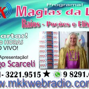Programa Magias da Luz 13.09.2017 - Mago Scarceli e Anima